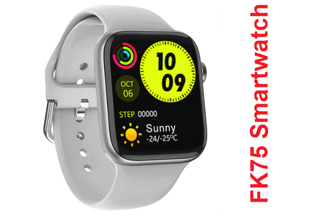 FK75 SmartWatch Specs + Price + Features
