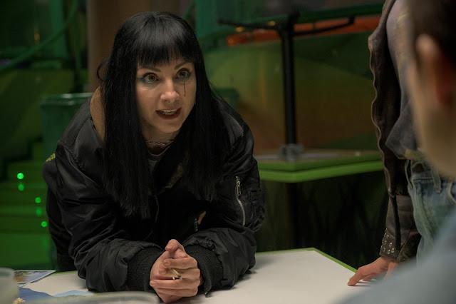 Zulema (Najwa Nimri) en 'Vis a Vis: Oasis'