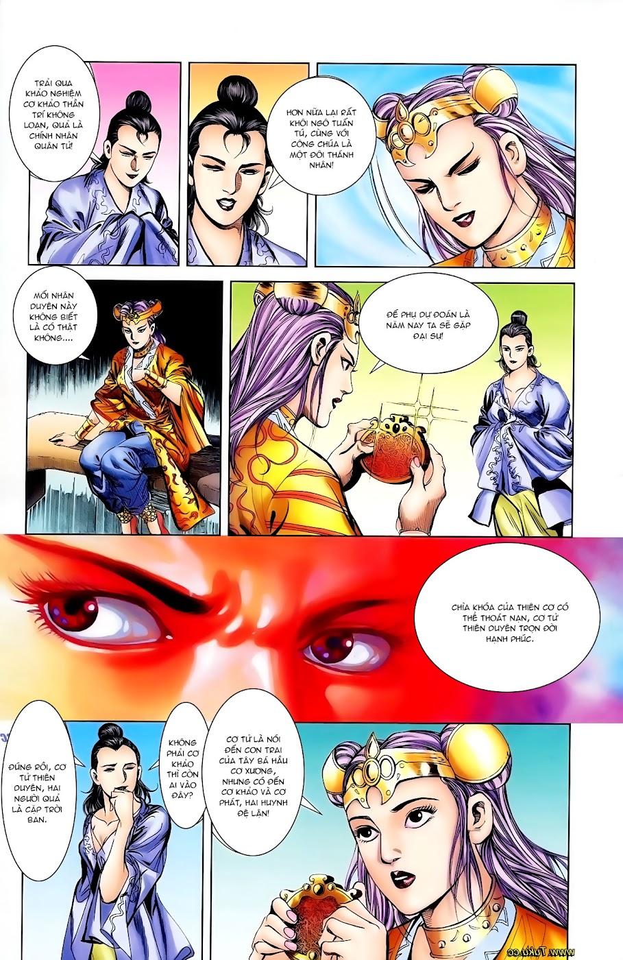 Cơ Phát Khai Chu Bản chapter 105 trang 26