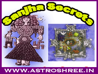 Sanja Festival Of India, astrology importance