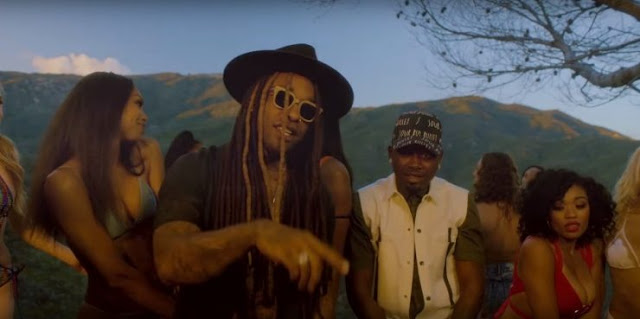 kranium-ty-dollasign-wizkid-music-video
