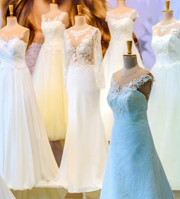 tips memilih gaun pengantin untuk pernikahan