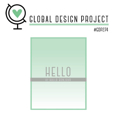 Stampin'Up! Global Design Project #274