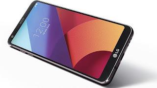 موصفات و مميزات هاتف ﺍﻝ ﺟﻲ LG Q6