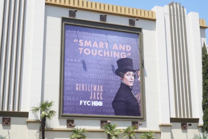 Gentleman Jack 2019 Emmy FYC billboard