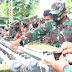 Pelatihan Bercocok Tanam Hydroponik Para Babinsa Untuk Diterapkan Kepada Masyarakat