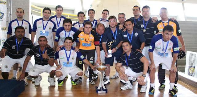 Confira um histórico das participações do Horizonte na Taça Brasil de Futsal.