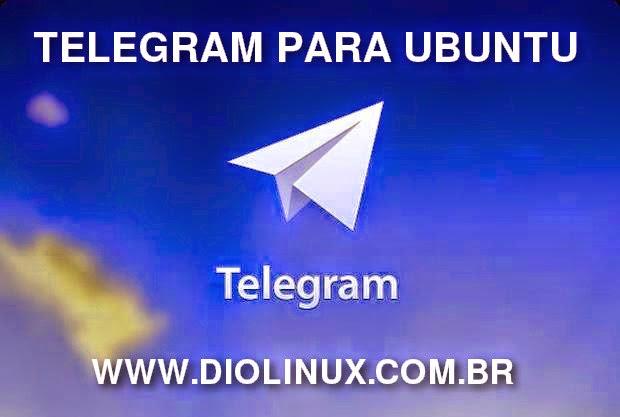 Telegram para Ubuntu