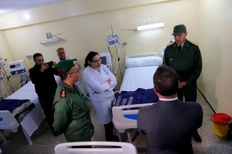 المغرب-يرفع-طاقة-استقبال-المصابين-بكورونا-إلى-3-آلاف-سرير