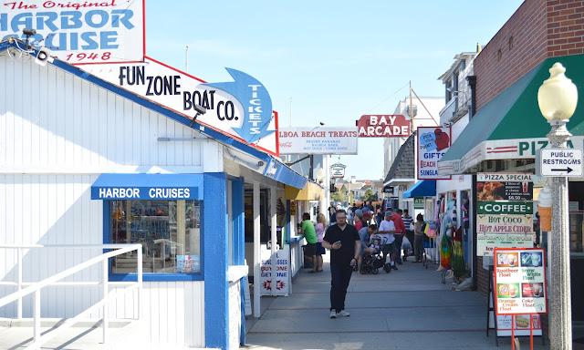 Balboa Pier Fun Zone