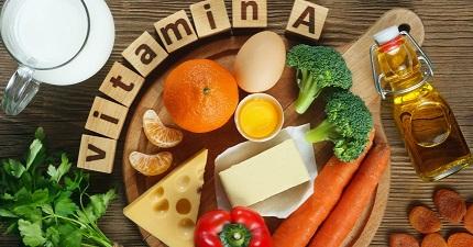 Pentingnya Vitamin A Bagi Tubuh Beserta Manfaatnya