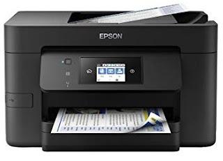 Epson WorkForce Pro WF-3720 téléchargements de pilotes