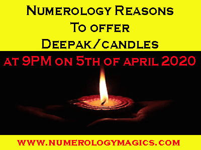 numerology predictions of 5th april night