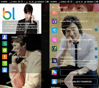 Download BBM MOD Lee Min Hoo v2.13.0.26