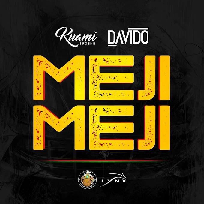 """Kuami Eugene – """"Meji Meji"""" Ft Davido [Music]"""