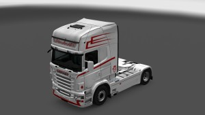 Scania RJL Swedish Eriksson Skin