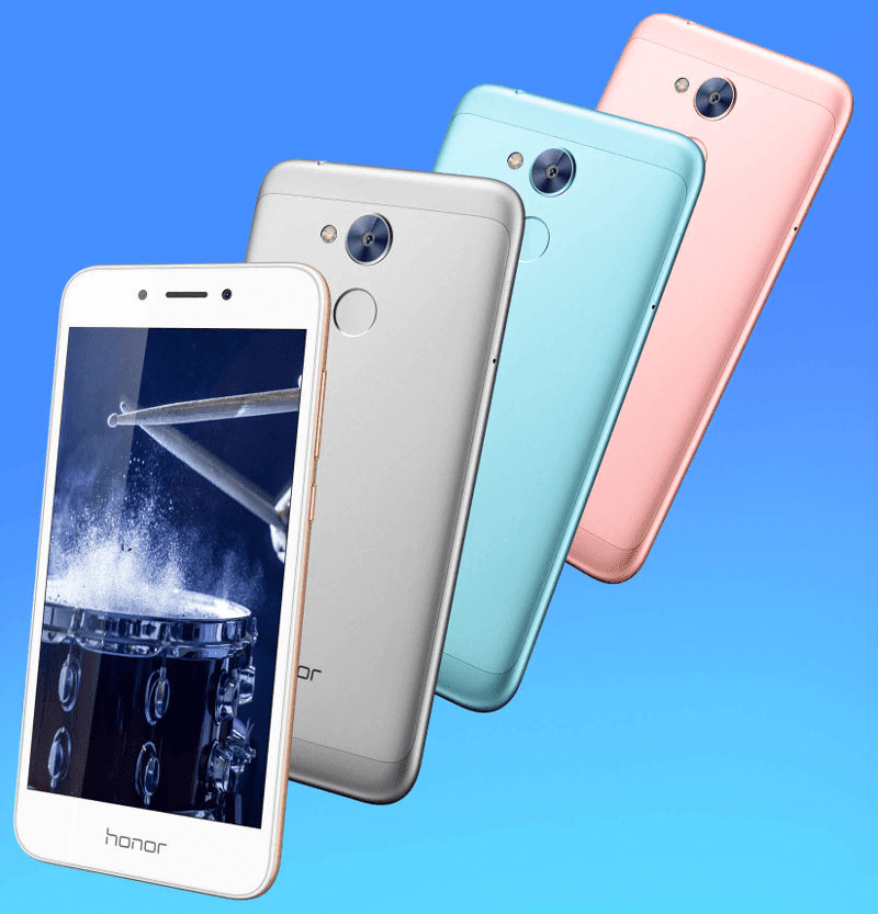 Huawei Launches Affordable Honor 6A In Nougat OS!