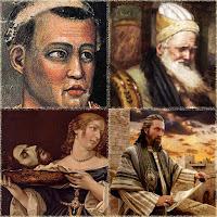 10 личности в Евангелието от Матей според историята