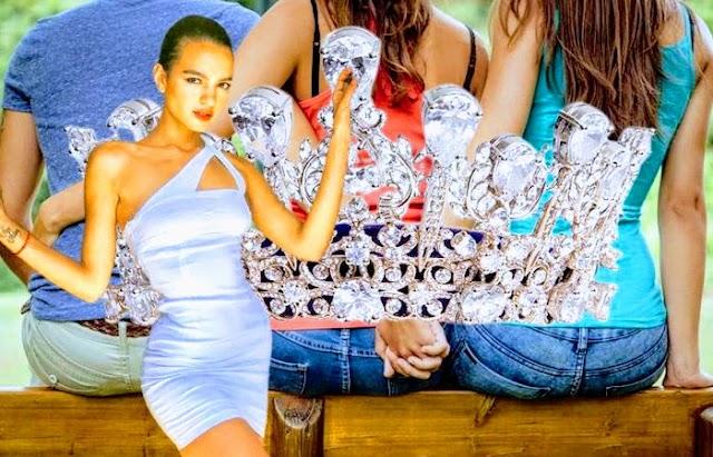 """El """"poliamor"""" de Sofía Sanz, candidata al Miss Venezuela 2021, desata controversia en su país"""