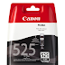 Canon 525 Black