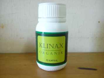 gambar produk klinax organik