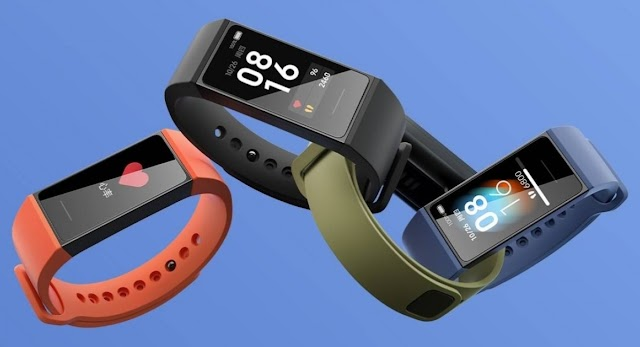 Another fitness band from Xiaomi; 'Mi 4C' which offers 14 days battery life