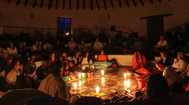 cereomonia yage ayahuasca caracas venezuela