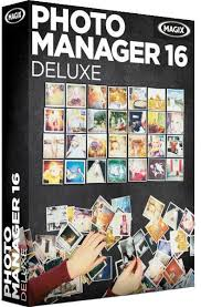MAGIX Photo Manager 16 Deluxe v12.0.0.20 Full  (304 MB)