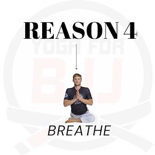 Breathe improves your BJJ
