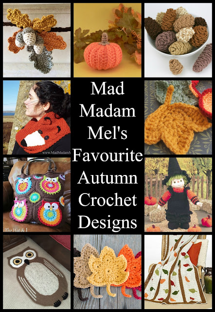Favourite Autumn Crochet Roundup