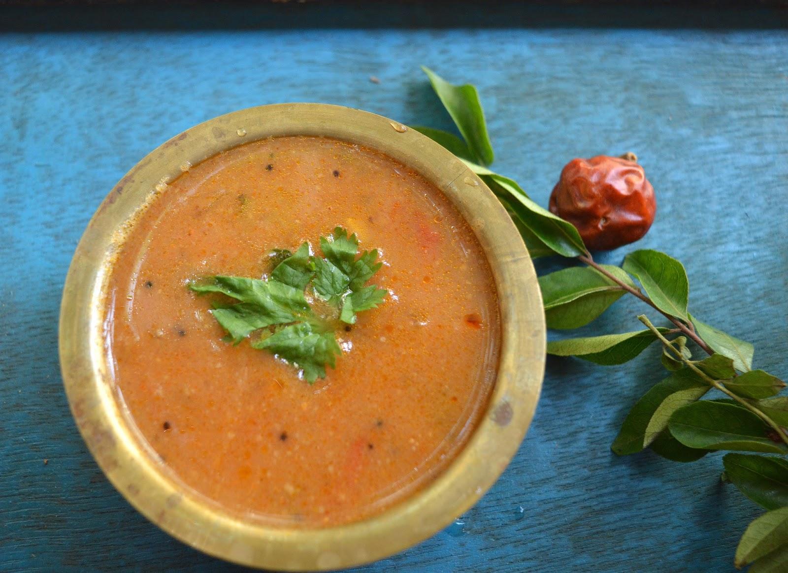 Babi s RecipesInstant Sambar 10 minutes/ No Dal Sambar Side