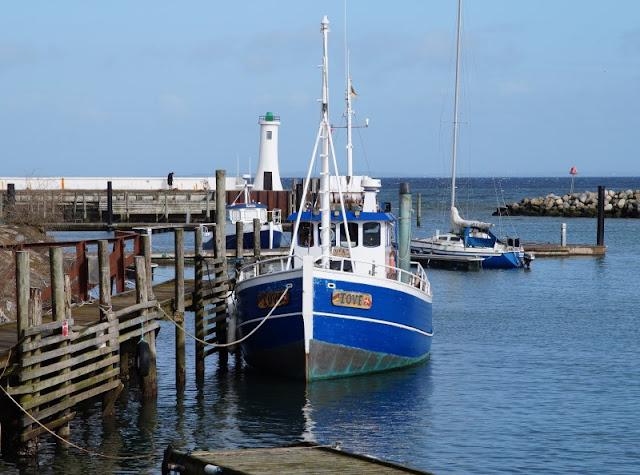 6 spannende Highlights im Süden von Als. Ein Ausflugsziel mit nostalgischem Charme: Der Hafen von Mommark.