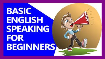 English Speaking Basics - Part- I