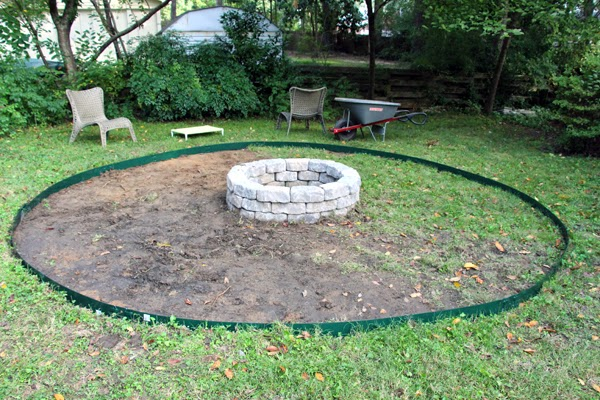 Can You Put A Fire Pit On Concrete. 35 DIY Fire Pit ...