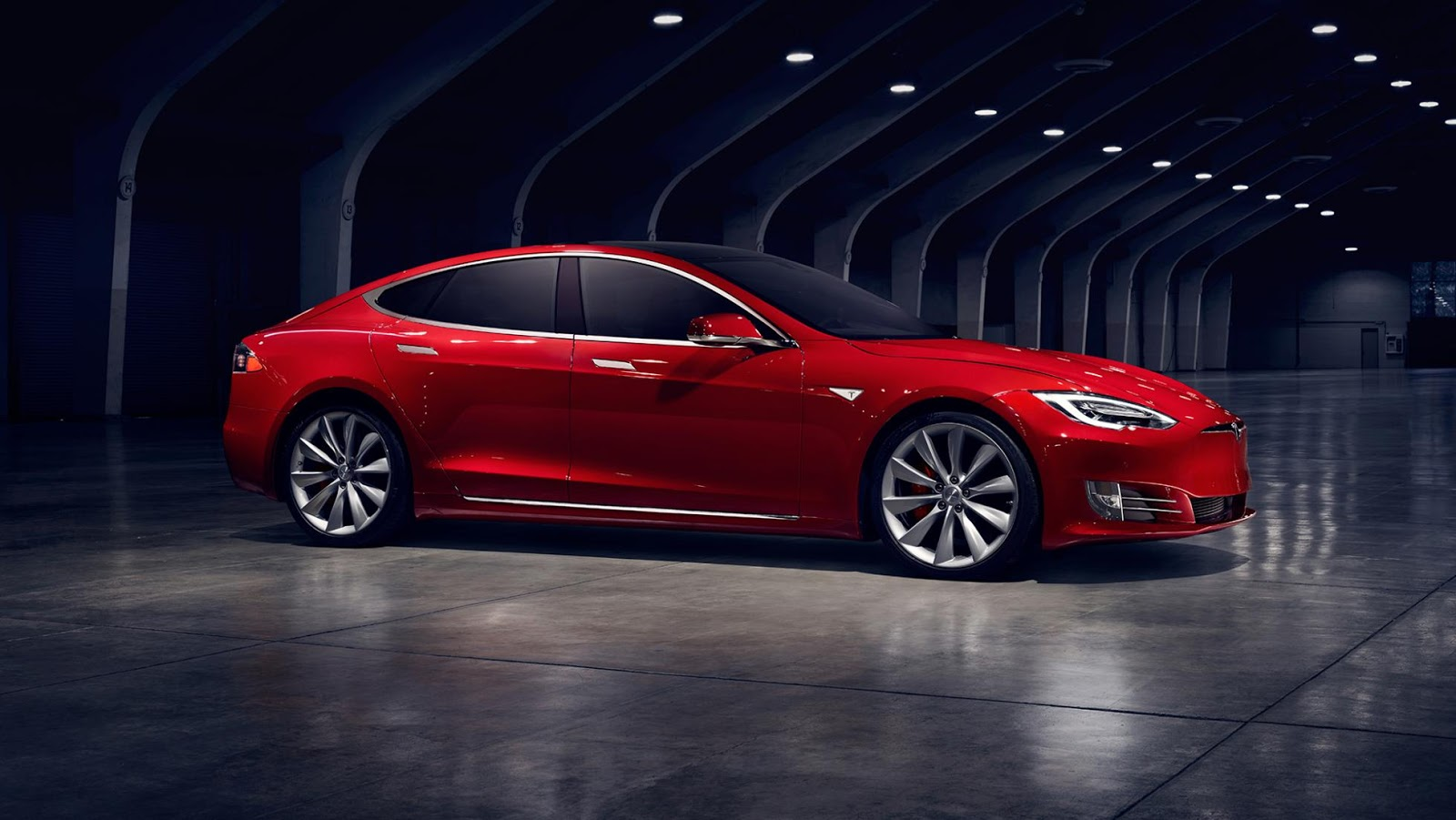 Tesla Model S - Đây là hình ảnh chính thức của siêu xế điện hot nhất hiện nay