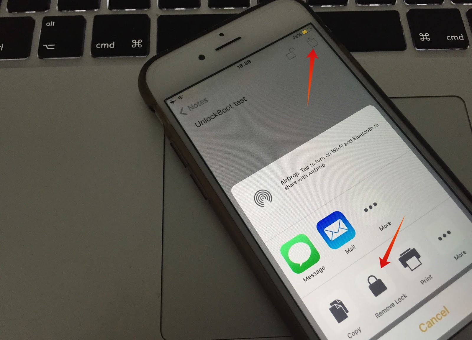 How To Unlock A Locked Iphone 5 Without Password