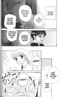 "Manga: Reseña de ""Fruits basket #4"" de Natsuki Takaya - Norma Editorial"