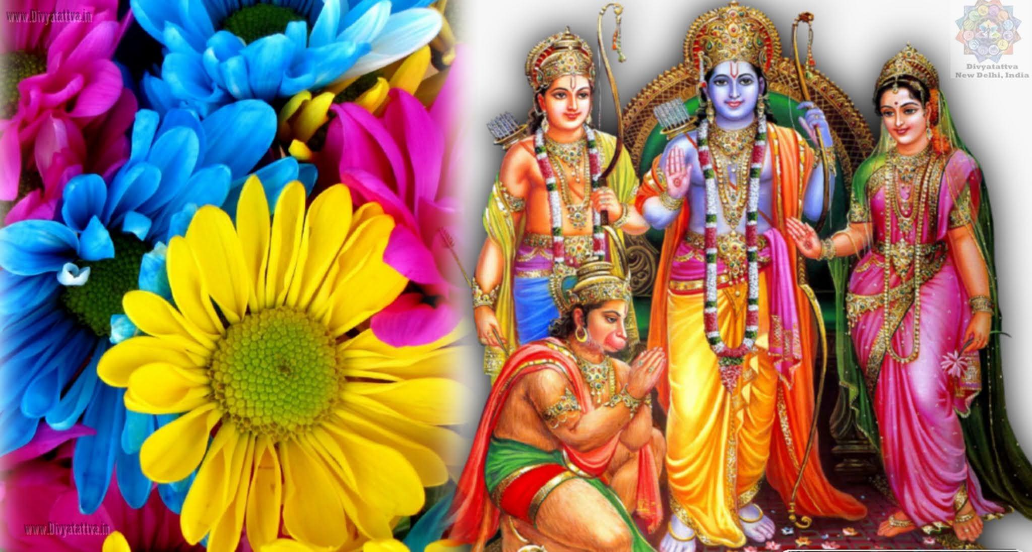 Hindu god Rama Sita Wallpaper 4K HD widescreen, Hindu Gods, Rama Sita Hanuman Images, Ram Bhagwan jai shree ram images  sri rama navami pictures, shri ram photos, lakshman