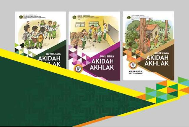 Unduh Buku Akidah Akhlak 2019 MI
