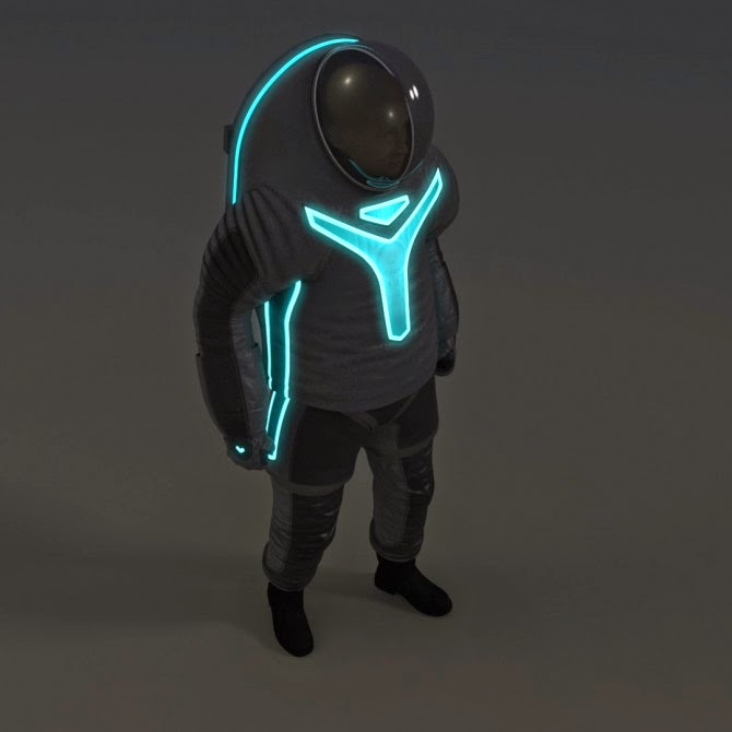 Who Is The Winner Of NASA's Z-2 Spacesuit Design Contest
