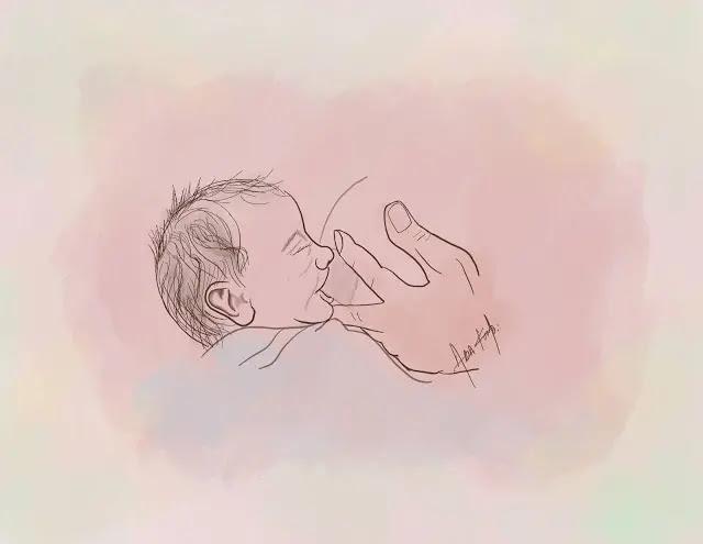 Cómo amamantar a un bebé recién nacido