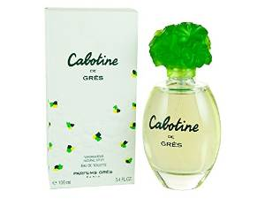 Cabotine Women Eau De Toilette Spray by Gres