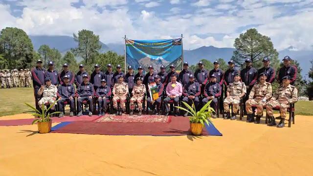 ITBP team leaves for Gangotri-2