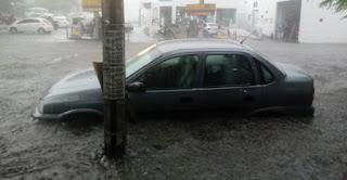 Lagoa Seca foi o município onde mais choveu na Paraíba