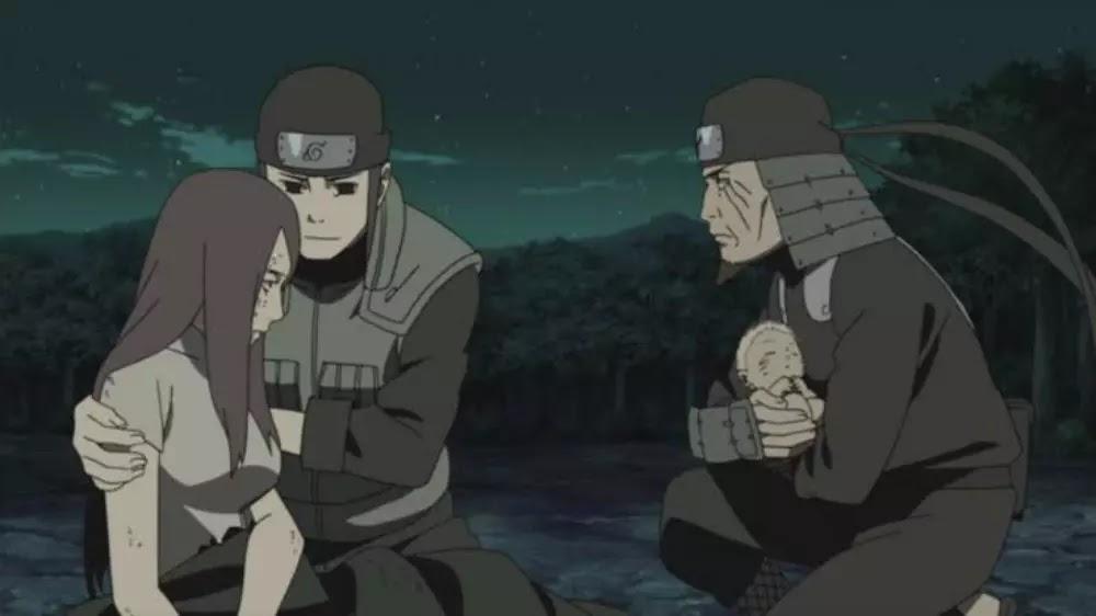 Benarkah Hiruzen Korupsi Uang Naruto? (Hitung Gaji Minato)