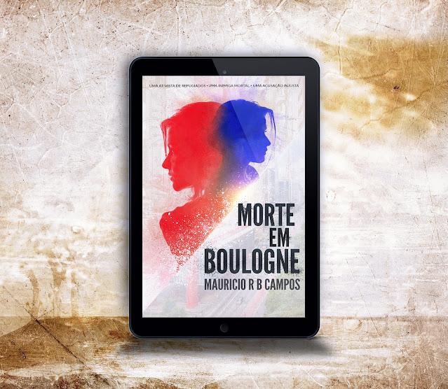 Morte em Boulogne Capa