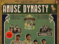 OSIS SMA Al Kautsar Bandarlampung proudly presents AMUSE DYNASTY