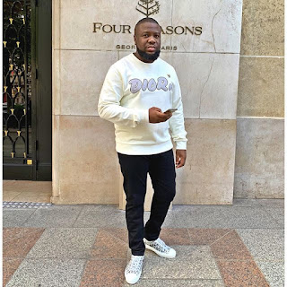 Mompha's Arrest: Hushpuppi Rise To Mompha's Defence, Drags Nigerians Mocking Him.