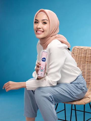 NIVEA Whitening Hijab Fresh Deo