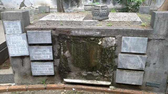 Túmulo da Família Colombo